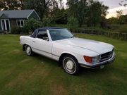 Mercedes 107 SL SLC 280