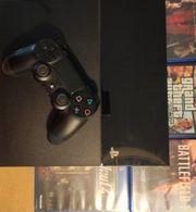Sony Playstation 4 500gb mit
