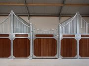 12 Pferdebox Cambridge Pferdestall Stall