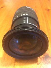 Objektiv SIGMA für Kamera