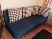 ausziehbare Couch neuwertig ohne Makel