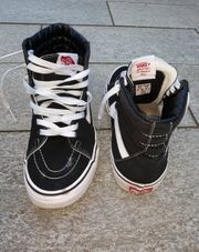 schwarz - weißer Sneaker Vans off