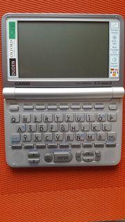 Casio EX-Word Elektronischer Übersetzer