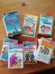 Kassetten Kinder Hörspielkassetten Märchen Pumuckl