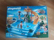 playmobil Freibad mit Rutsche Nr