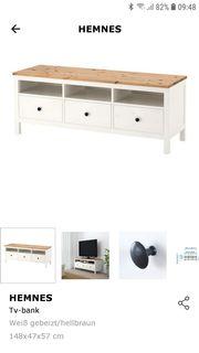 Neue Hemnes TV-Bank IKEA