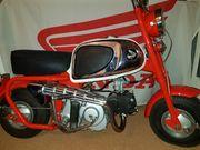 Suche Honda Monkey Dax CZ