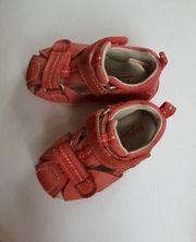 Superfit Sandalen Größe 19 rot
