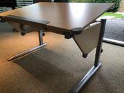 Kettler Schreibtisch mit Rollcontainer