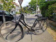 Hollandrad Damenfahrrad