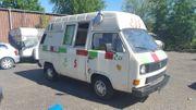 vw transporter t3 1982