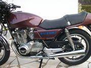 Motorrad GSX 400f Kantana