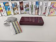Nintendo DSi XL 10 Spiele