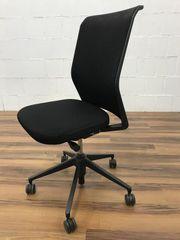 Bürodrehstuhl von Vitra schwarz