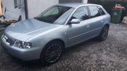 Audi A3 1 9tdi nur