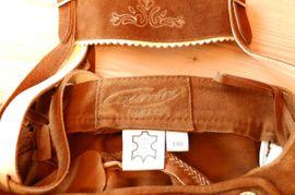 Kinderbekleidung - Lederhose der Marke MADDOX Country