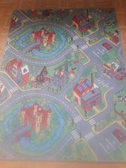 Kinderstraßenteppich