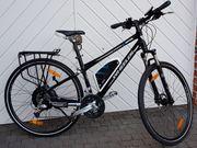 E-Bike Wheeler E-Cross Damen - BionX