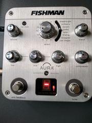Fishman Aura Spectrum DI - Akustikgitarren -