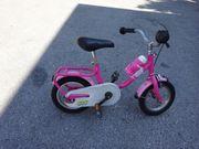 Mädchen Kinderfahrrad incl Stützräder