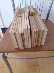 33 Holzbretter
