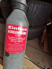 Schweißgerät Kohlensäure Flasche ca 5 -