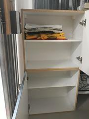 2 Küchenschränke