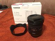 Tamron Nikon 10-24mm 3 5-4