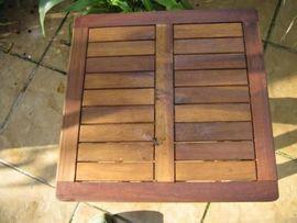 Beistelltisch Klapptisch Holz Tisch Gartentisch: Kleinanzeigen aus Berlin Niederschönhausen - Rubrik Gartenmöbel