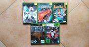 5 Xbox Xbox 360 Spiele