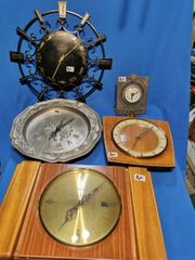 Alte Uhren verschiedene Varianten