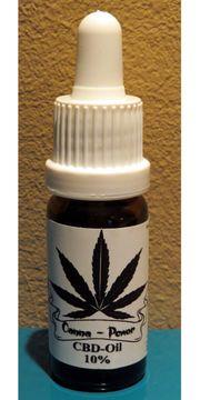 CBD Öl 10 - Vollspektrum - Bio