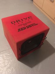 crunch drive series red devil