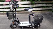 E-Scooter der Reihe Relektro