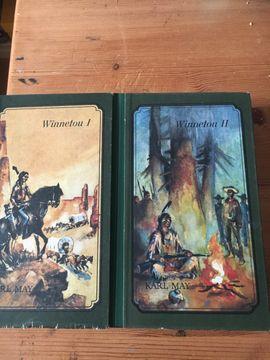 Kinder- und Jugendliteratur - Winnetou 1-2