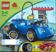 LEGO Duplo 5640 - Tankstelle