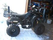 Quad Motorroller