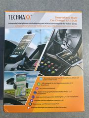 Technaxx Smartphonehalterung Multi Charger Kit