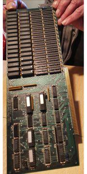 Amiga 2000 Speichererweiterung 4MB