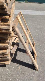 Holzabdeckung 100x120 cm zur Ladesicherung