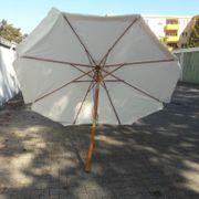 Sonnenschirm Marktschirm in Natur