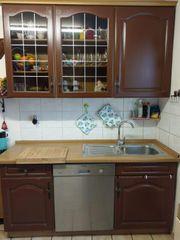 Einbauküche inklusive Küchengeräte