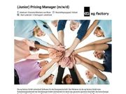 Junior Pricing Manager m w