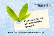 Eismeister für die Vorarlberghalle Feldkirch