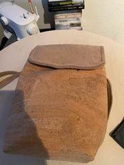 Rucksack aus Kork -Handmade-