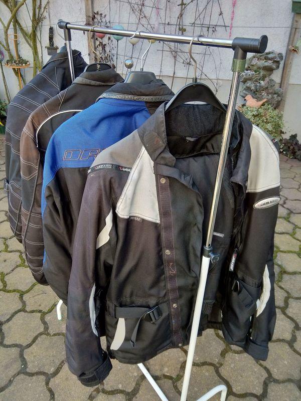 Motorradbekleidung wegen Hobbyaufgabe