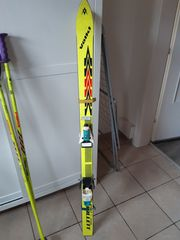 Gut erhaltene Völkl Ski keine