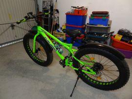 Fat Bike Fahrrad 26x4: Kleinanzeigen aus Eisenberg - Rubrik Sonstige Fahrräder