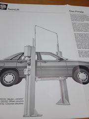 Auto - Hobby - Mietwerkstatt ca 90
