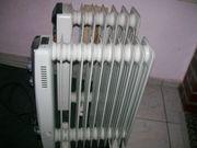Heizradiator elektrisch